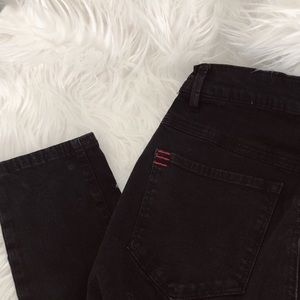 BDG urban outfitters black skinny jeans